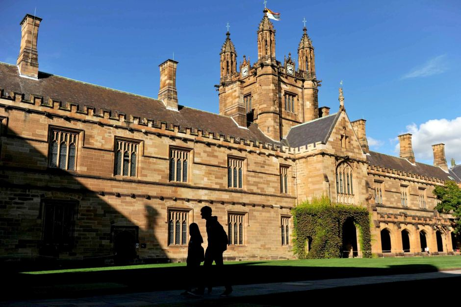 Study Engineering at University of Sydney