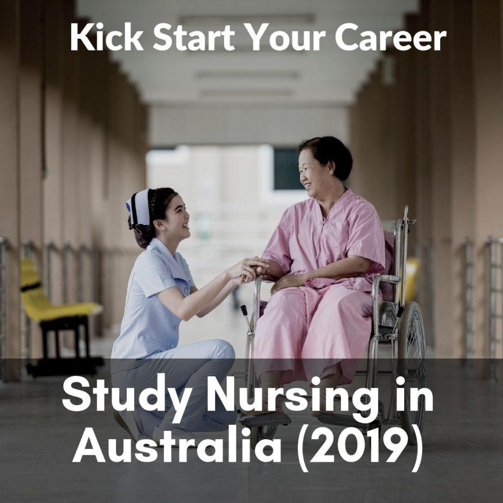 Study Nursing Australia