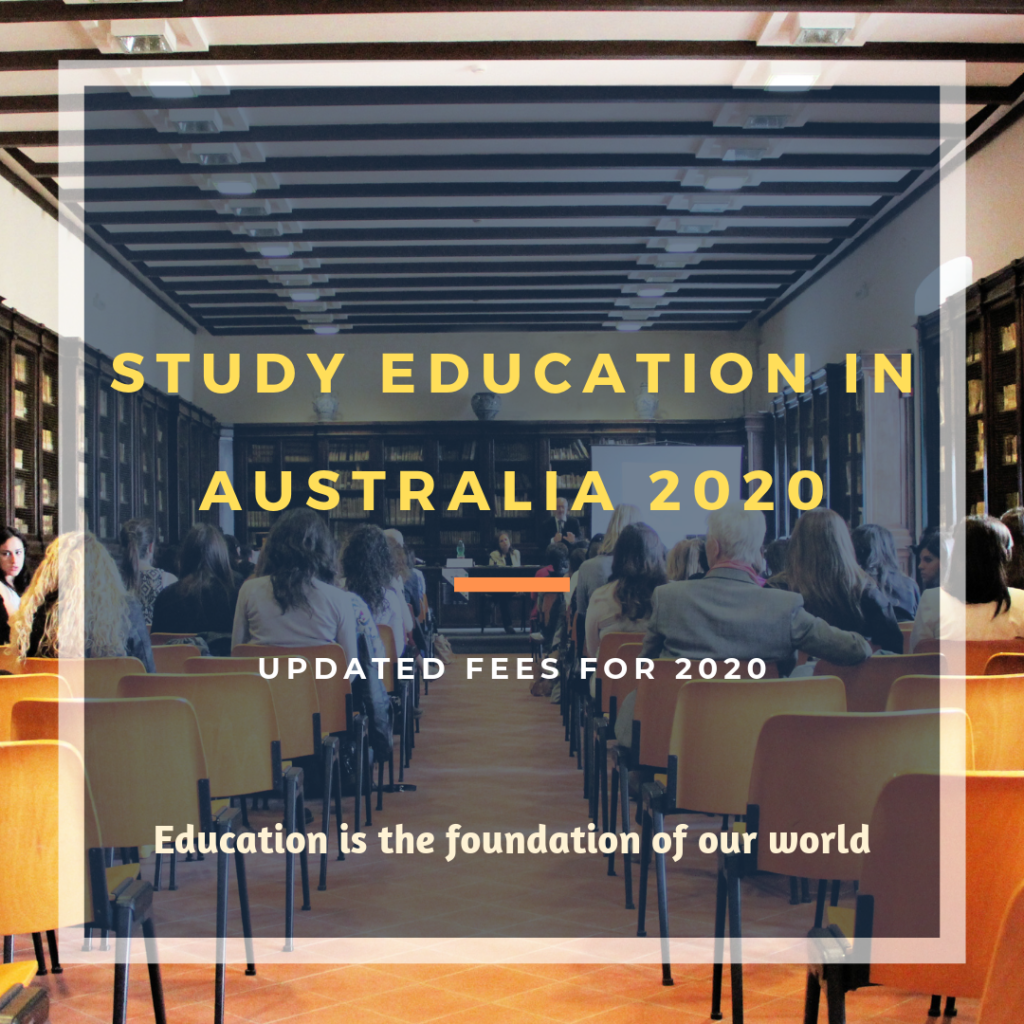 Study Education in Australia 2020