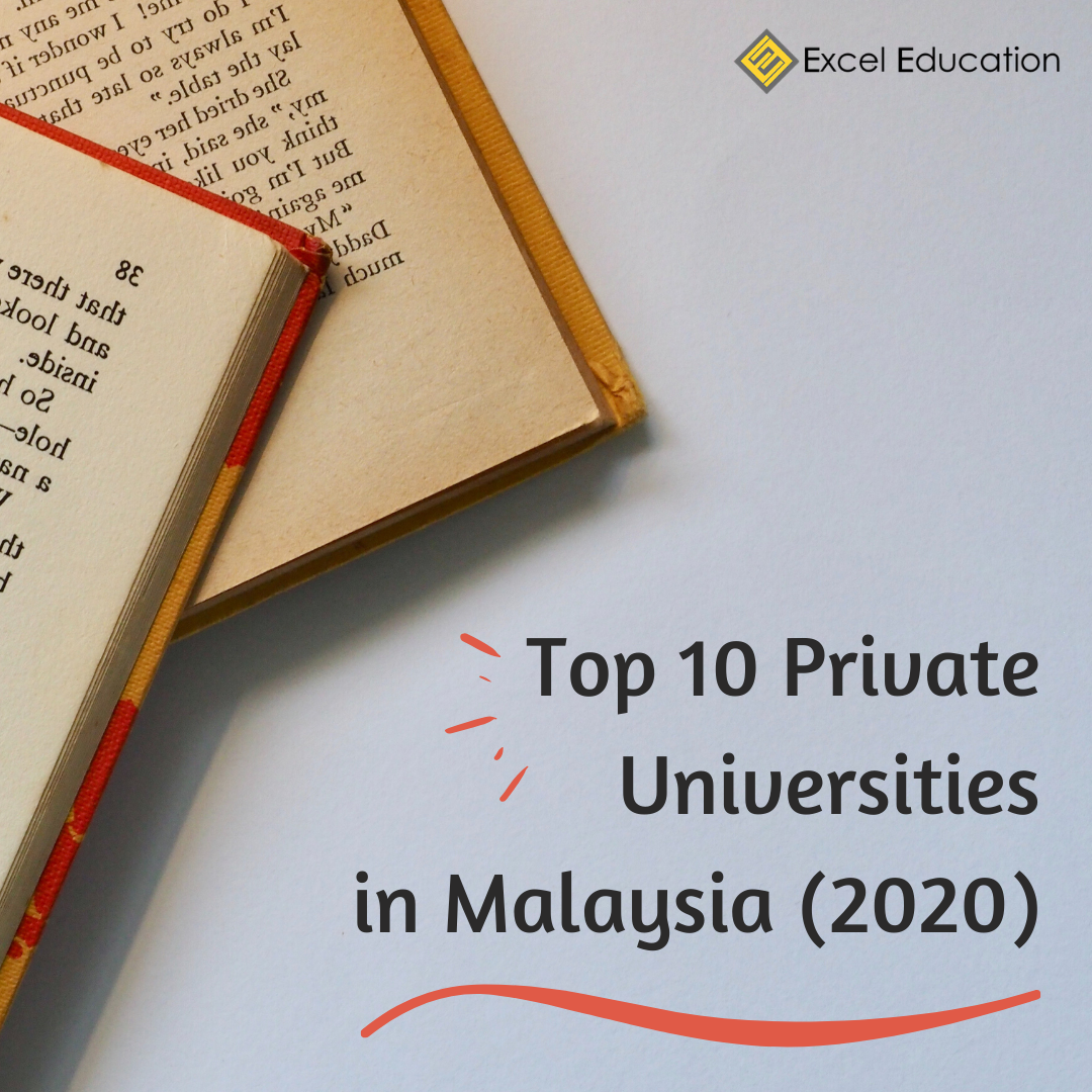 Top 10 Private Universities In Malaysia 2020 Excel Education Study Abroad Overseas Education Consultant