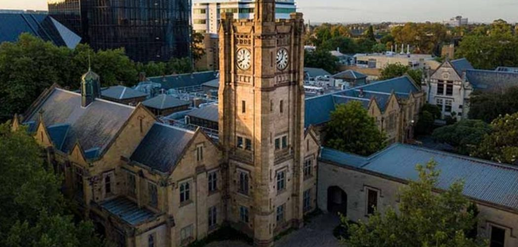 Universitity of Melbourne