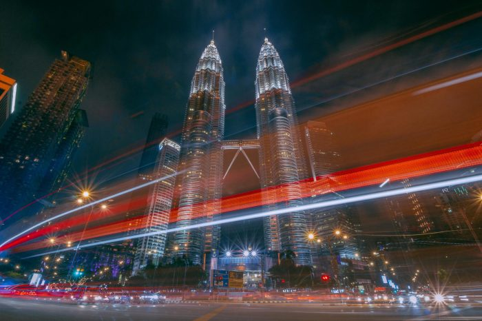 time-lapse-photography-of-petronas-twin-tower-at-city-of-2940952