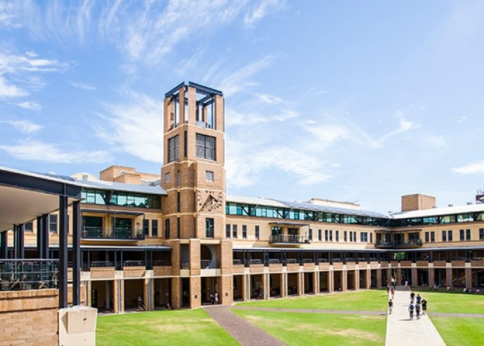 Study engineering in Australia